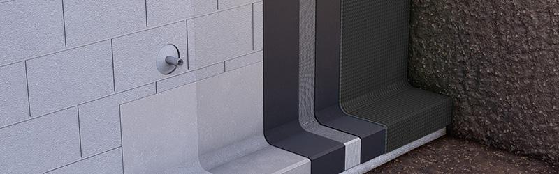abdichtungsl sungen vom keller bis zum dach. Black Bedroom Furniture Sets. Home Design Ideas
