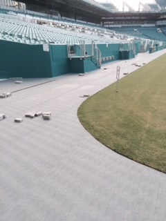 Final Flooring By Connor Sports Floor. Previous Next. Objekt: USA, Miami  Gardens, FL, Hard Rock Stadium ( Previously: Sun Life ...